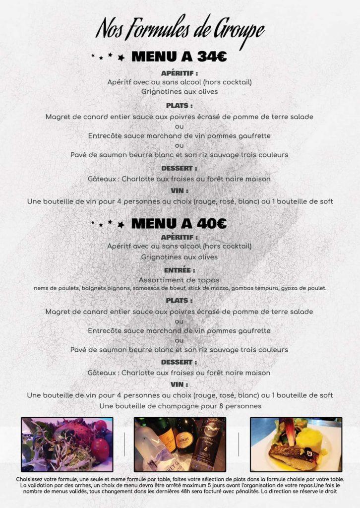 carte restaurant bandol menu sams klub